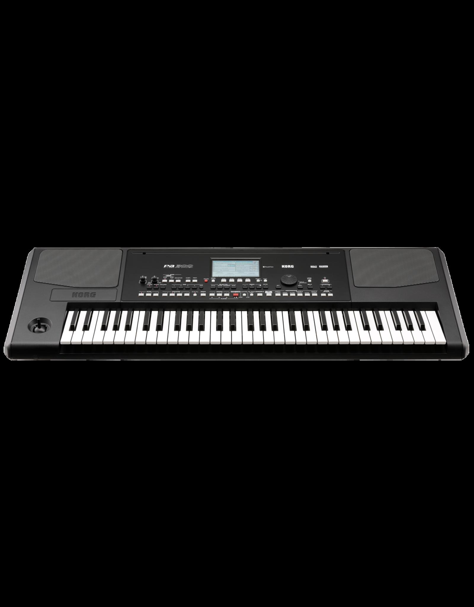 Korg Korg PA300 professioneel keyboard