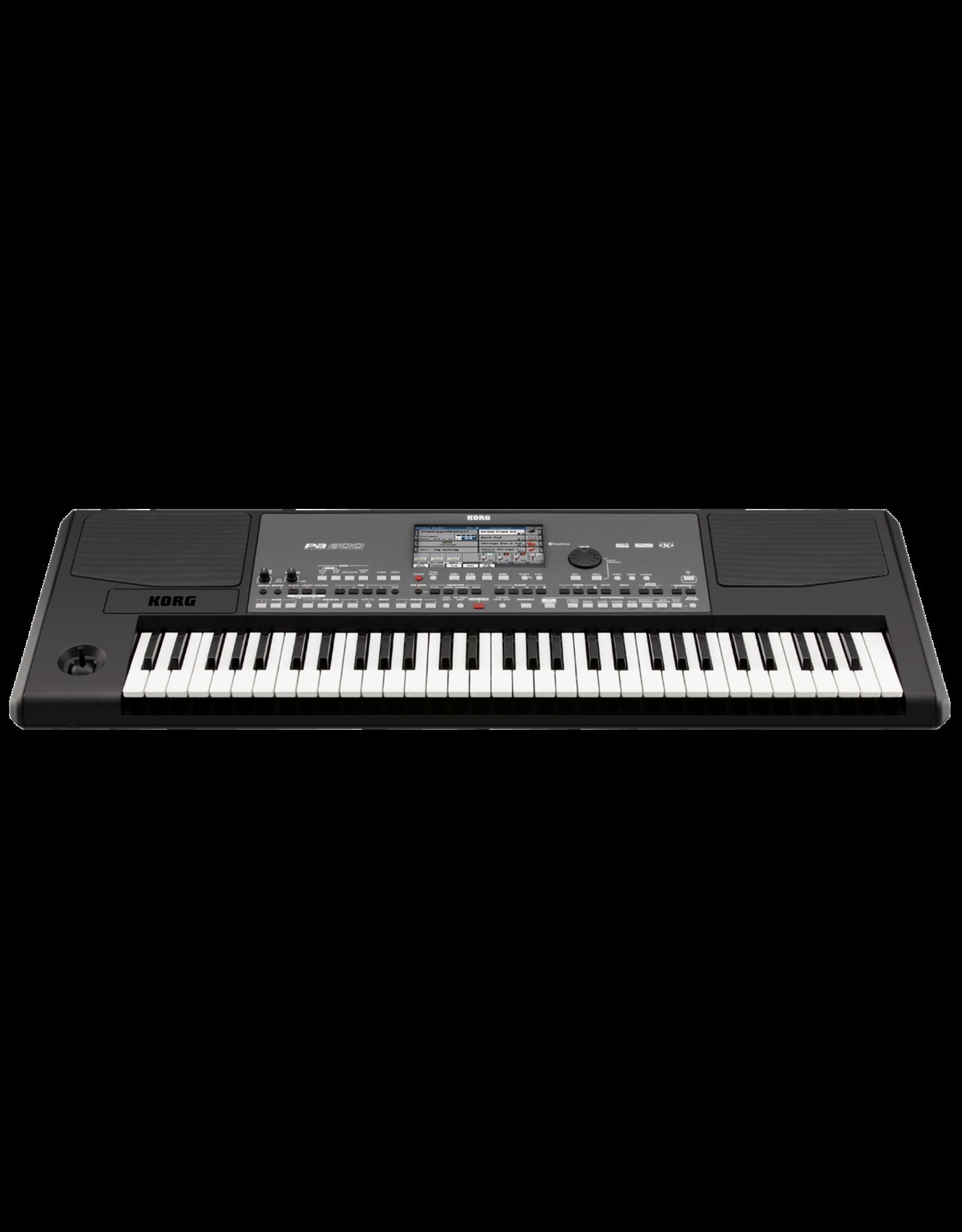 Korg Korg PA600 professioneel arranger keyboard