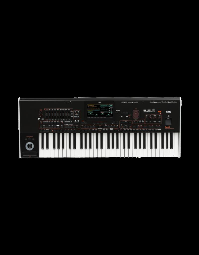 Korg  PA4x NEXT  ORIENTAL 61 toetseKorgn professioneel arranger keyboard
