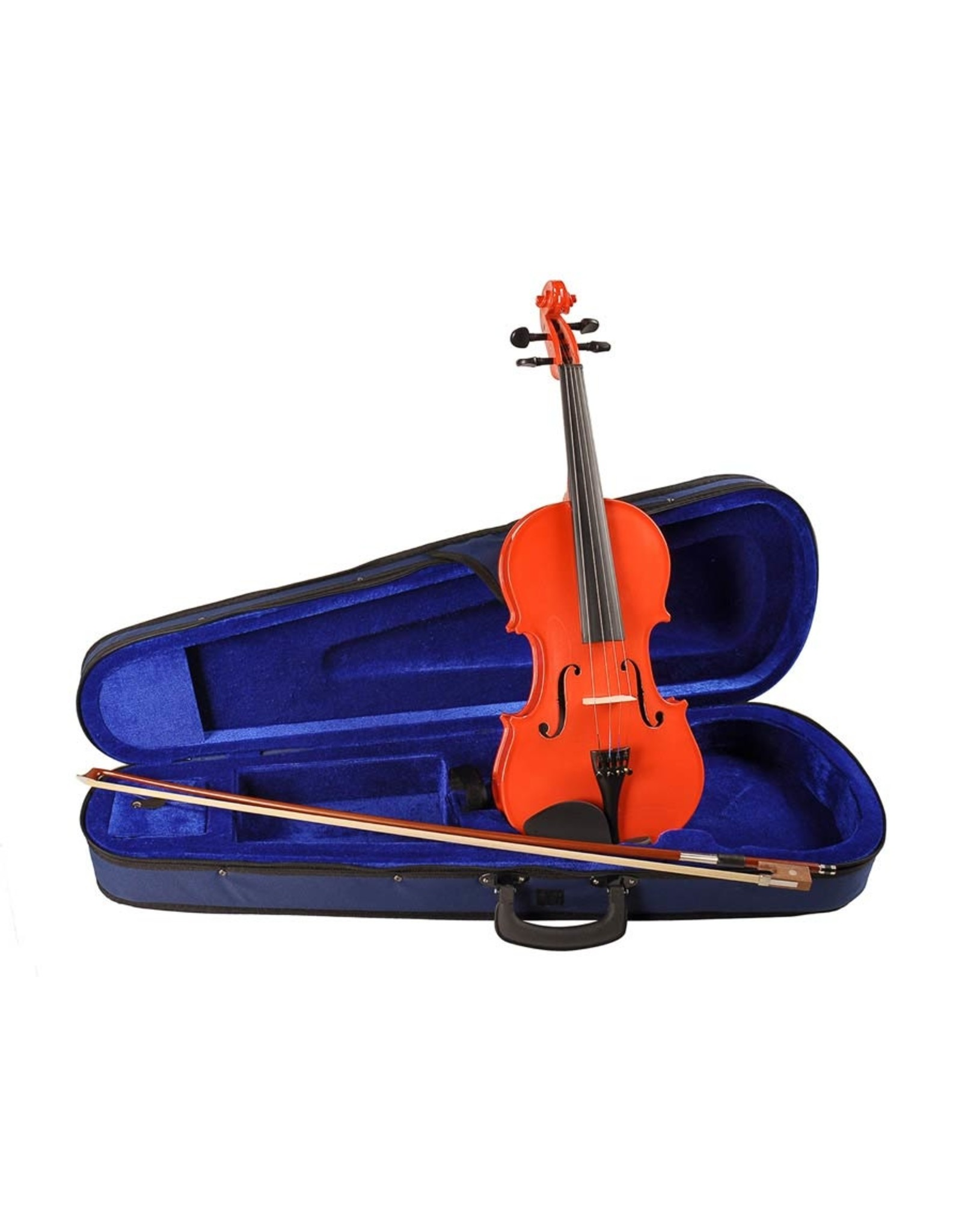 Leonardo LV-1544-RD| Leonardo Basic series viool set 4/4