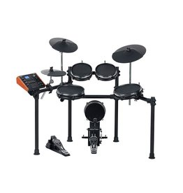 Medeli DD638DX| Medeli digital drum kit all dual zone with mesh heads 10S-8-8-10-8K