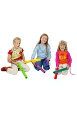 BOOMWHACKERS BOOMWHACKERS SET5B set of 5 bass chromatic