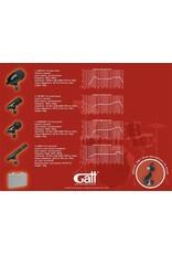 DKIT-7  Gatt Audio drummicrofoonset