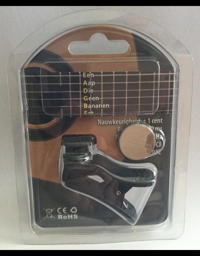 Classic stemapparaat voor gitaar, bas, viool, ukelele