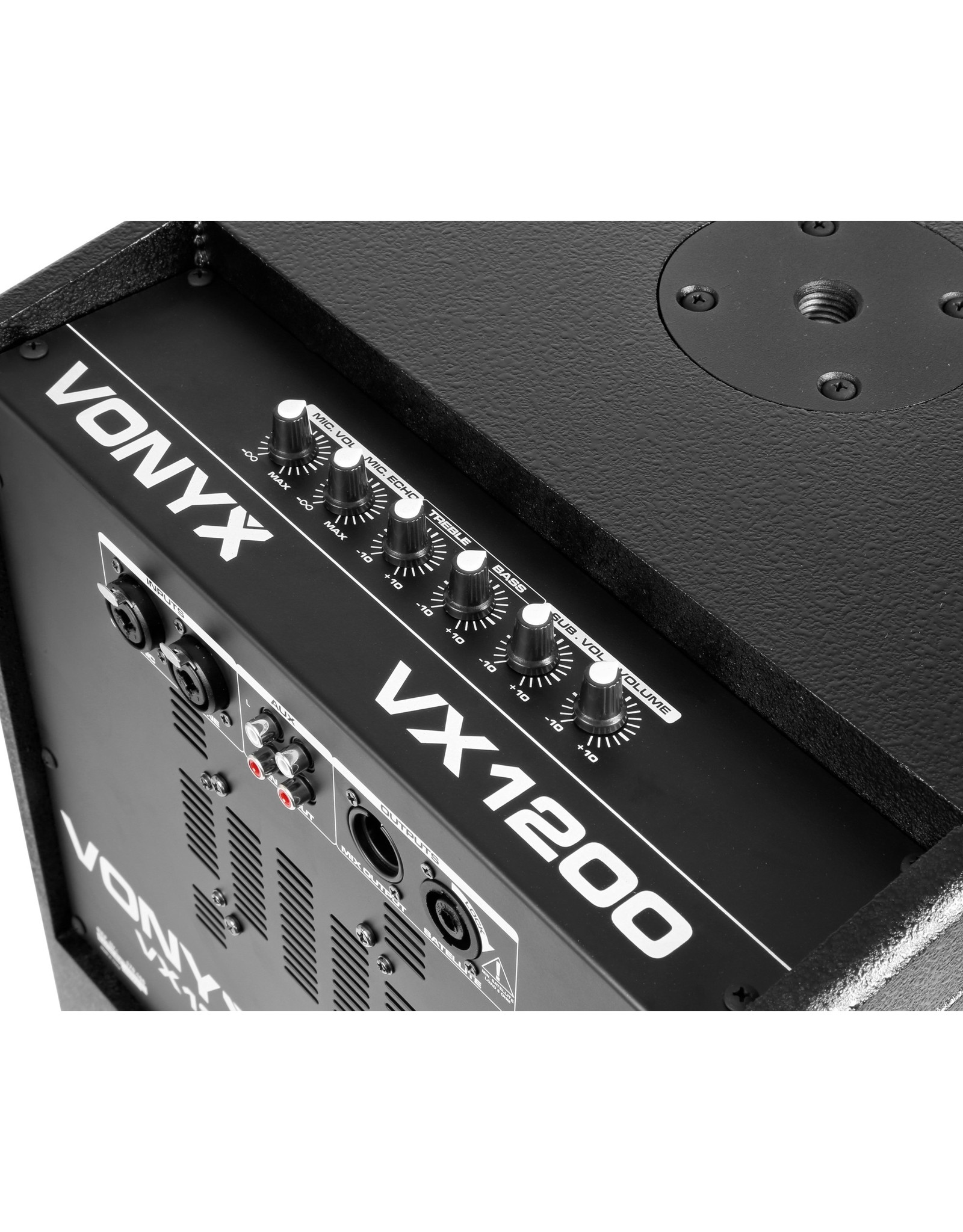 Vonyx Vonyx VX1200 2-weg Full range Systeem