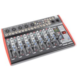 Power Dynamics Power Dynamics PDM-L905 Muziek Mixer 9-Kanaals MP3/ECHO