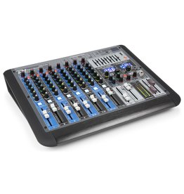 Power Dynamics Power Dynamics 12-Kanalen  Analog Mixer / PDM-S1204
