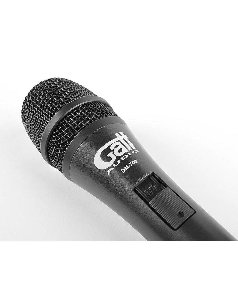 DM-700| Gatt Audio dynamische microfoon