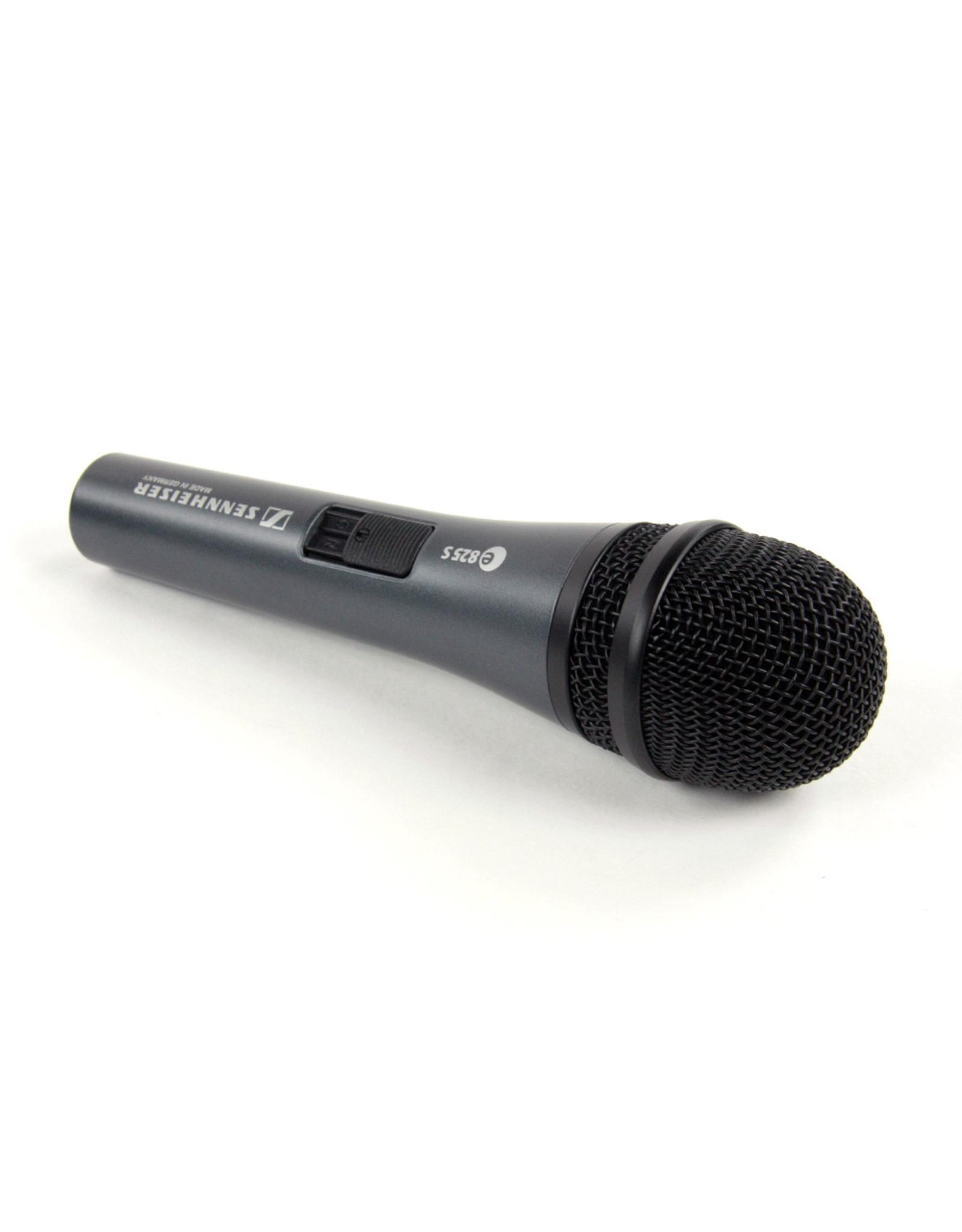 Sennheiser Sennheiser e 825-S dynamische zangmicrofoon