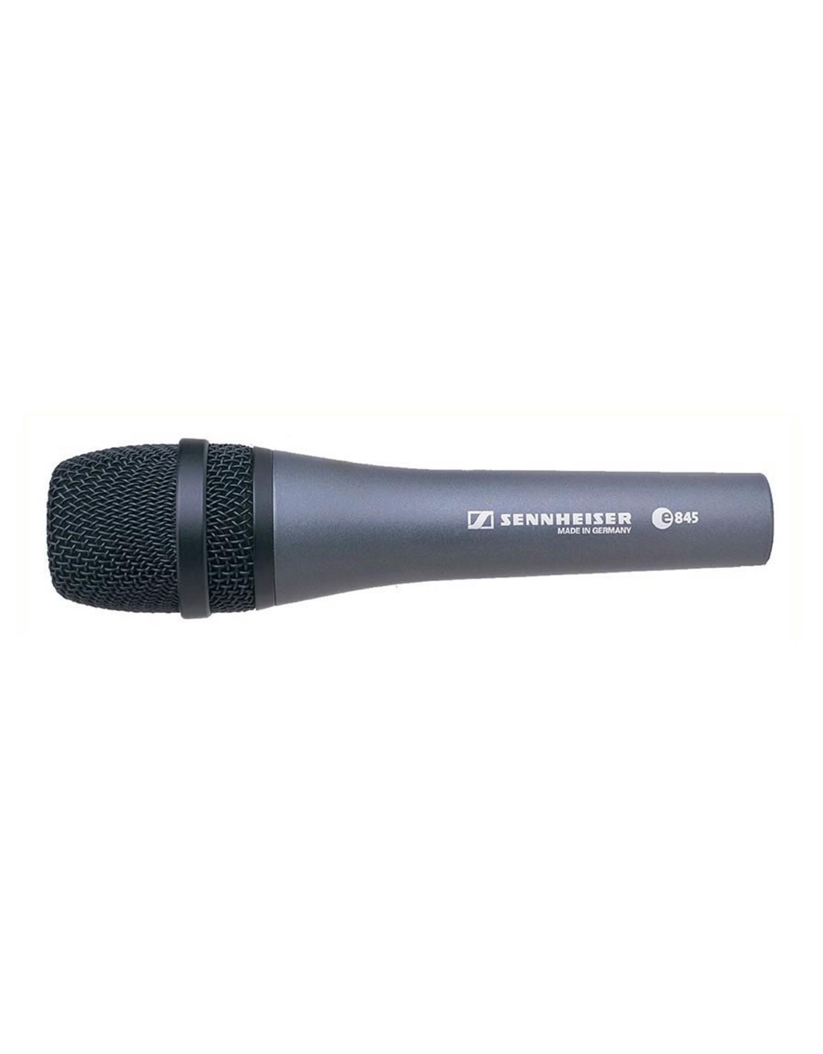 Sennheiser e845| Sennheiser Evolution Series dynamische super-cardioïde zangmicrofoon