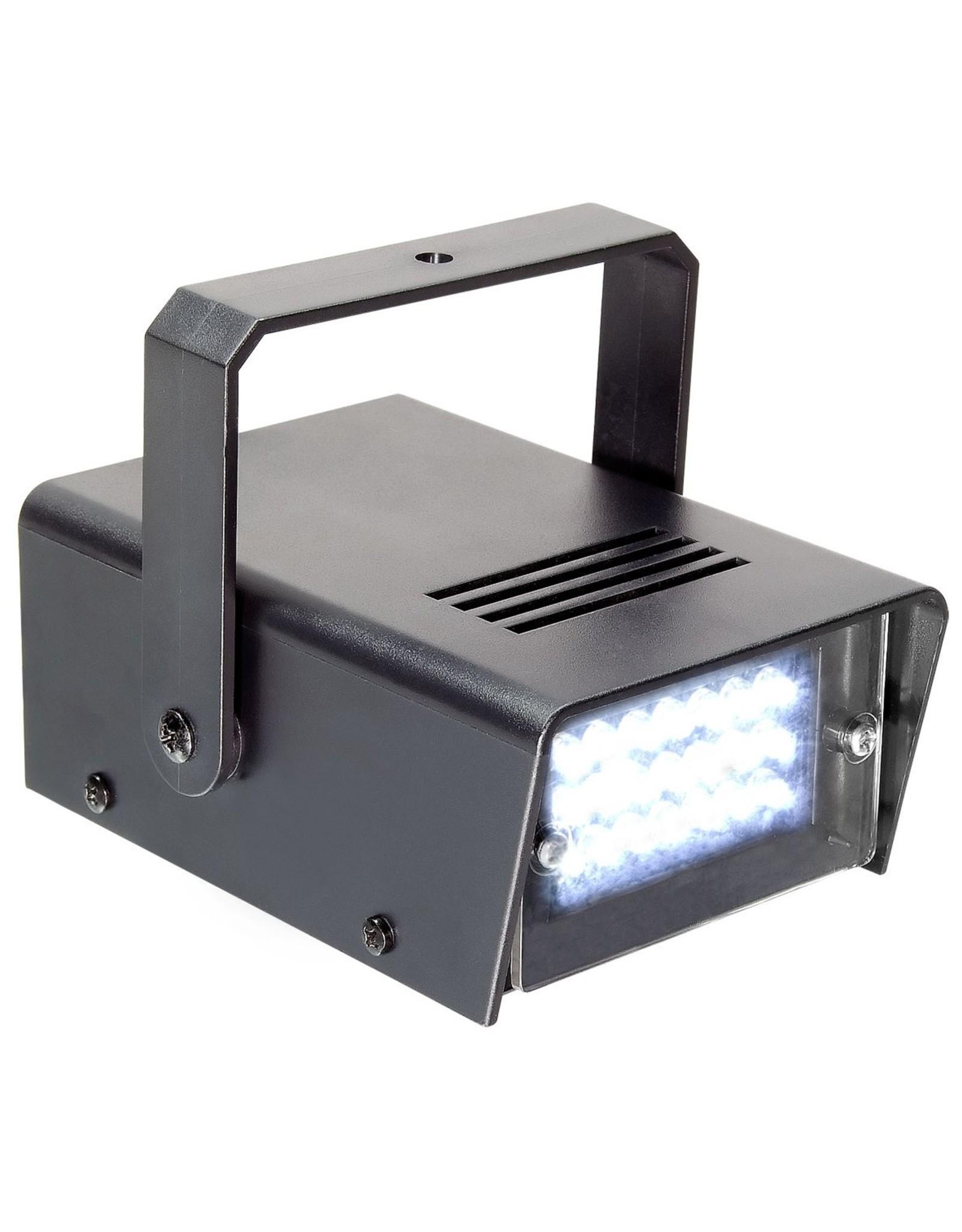 Beamz Beamz Mini Stroboscoop LED
