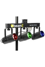 Beamz Beamz 3-Some Lichtset 3x 57 RGBW LED's