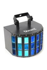 Beamz Beamz Butterfly 3x 3W RGB LED's 24