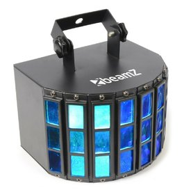 Beamz Beamz Butterfly 3x 3W RGB LED's 24