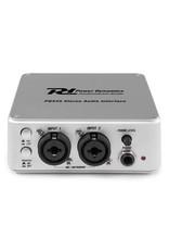 Power Dynamics Power Dynamics PDX25 USB Audio Interface 2-kanaals
