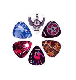 Boston  BRP6-060| Boston Rock Picks plectrum 6-pack