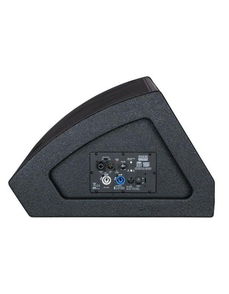 """DAP Audio DAP M15 Actieve 415W 15"""" monitor met dubbele versterking"""