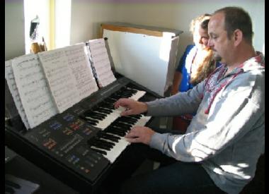 Orgellessen