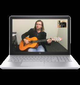 Online Muziekopleiding Gitaarlessen boven de 21 jaar Online Muziekopleiding