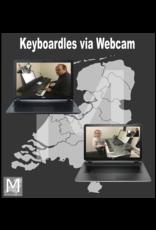 Online Muziekopleiding Keyboardlessen boven de 21 jaar Online Muziekopleiding