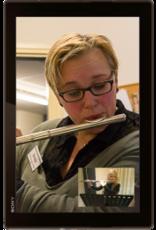 Online Muziekopleiding Dwarsfluitlessen onder de 21 jaar Online Muziekopleiding