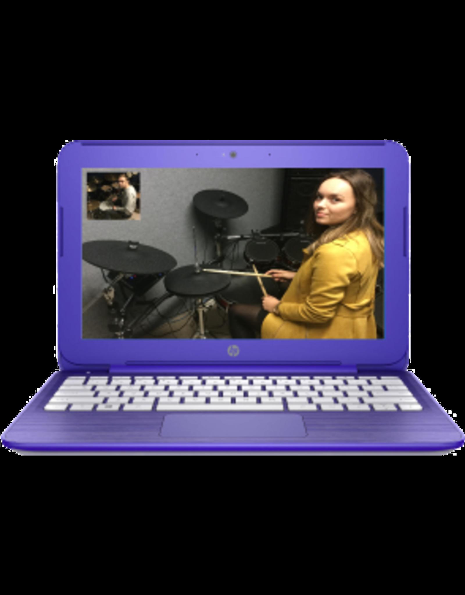 Online Muziekopleiding Drumlessen onder de 21 jaar Online Muziekopleiding