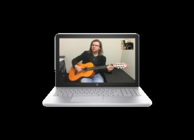 Gitaarlessen Online Muziekopleiding