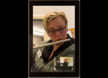 Dwarsfluitlessen Online Muziekopleiding