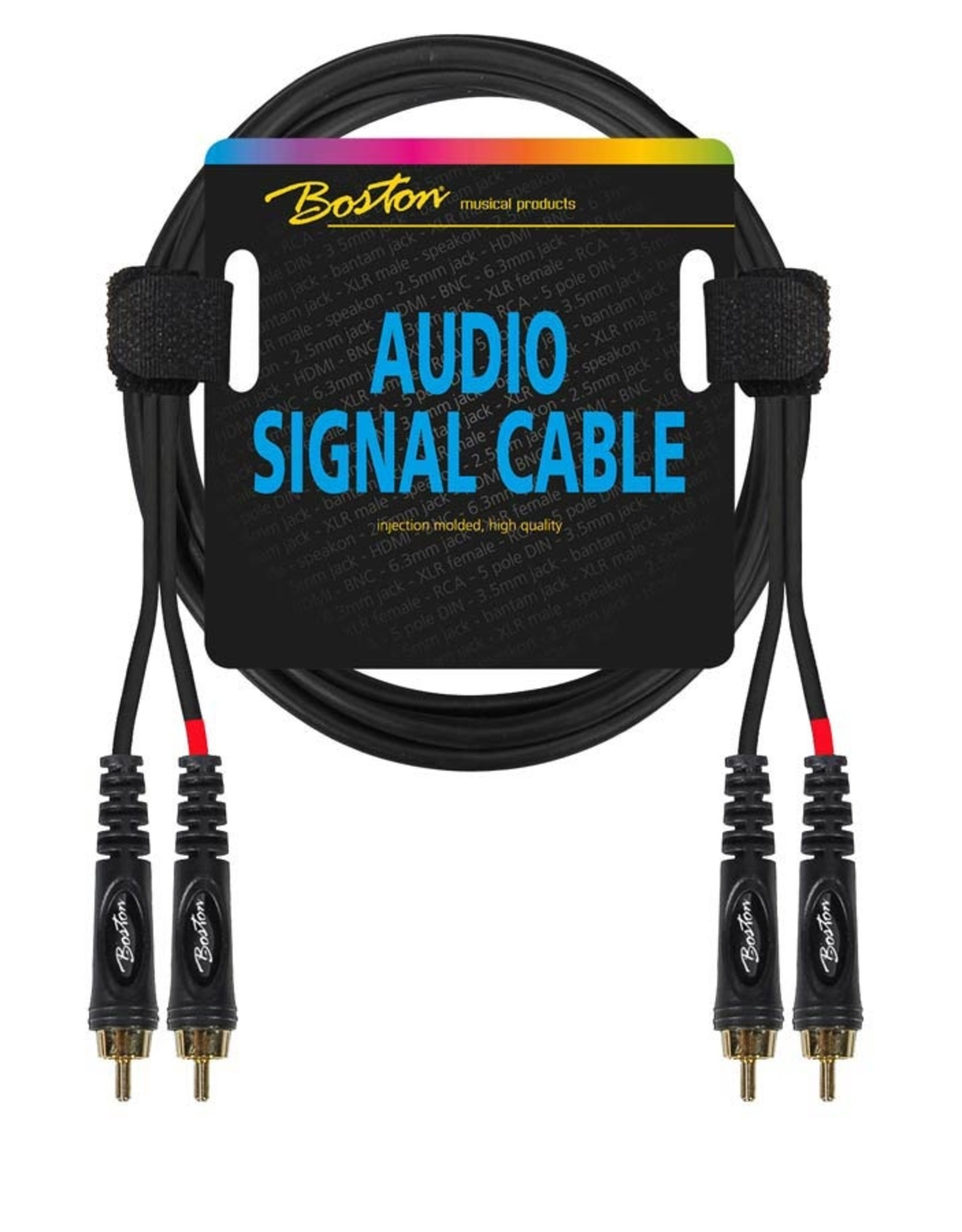 Boston  AC-277-300| Boston audio signaalkabel