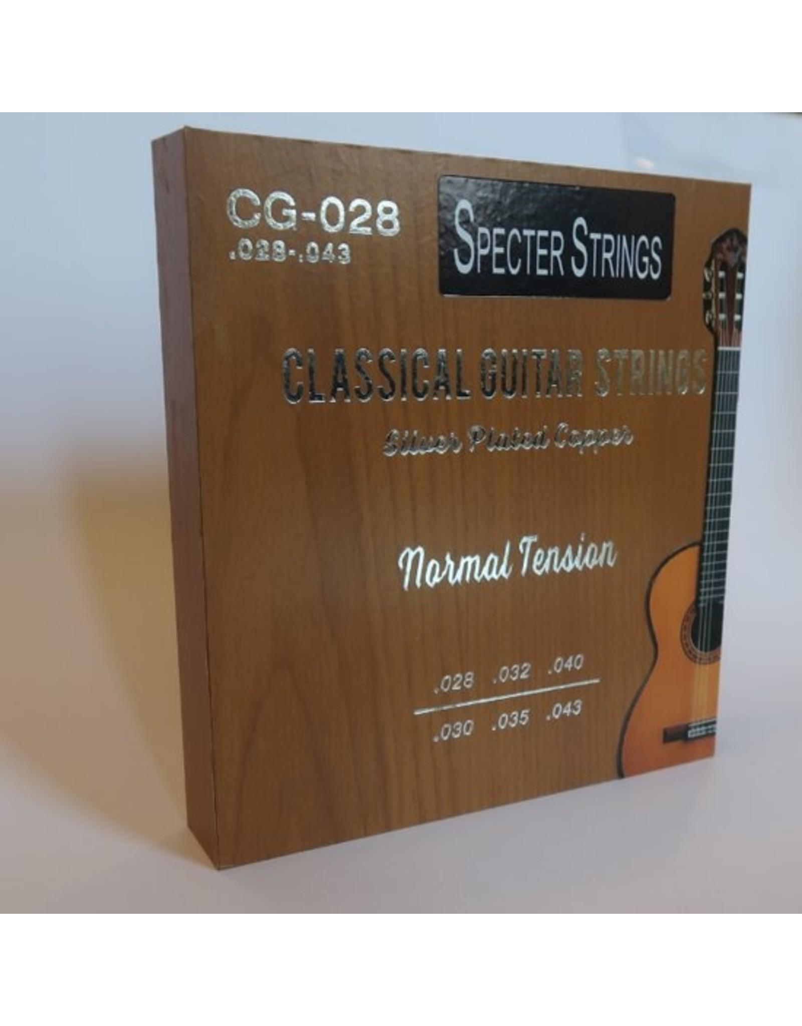 Specter Specter Strings professionele snaren voor de klassieke gitaar set .028 - snarenset