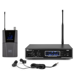 Power Dynamics In Ear Monitoring Systeem UHF
