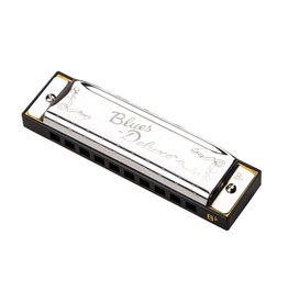 Fender Fender mondharmonica Bes Blues Deluxe harmonica