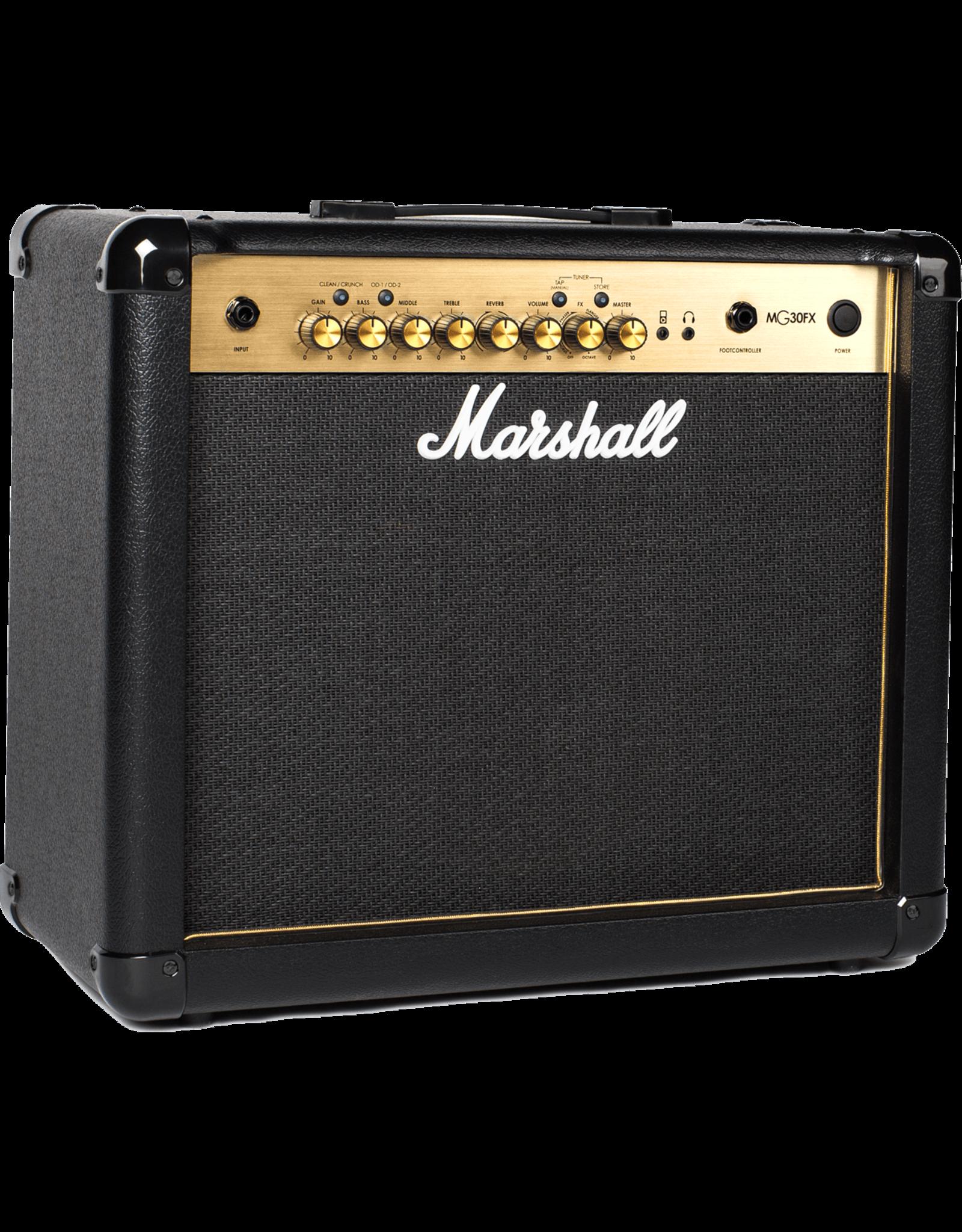Marshall Marshall MG30GFX  gitaarversterker combo 30 Watt
