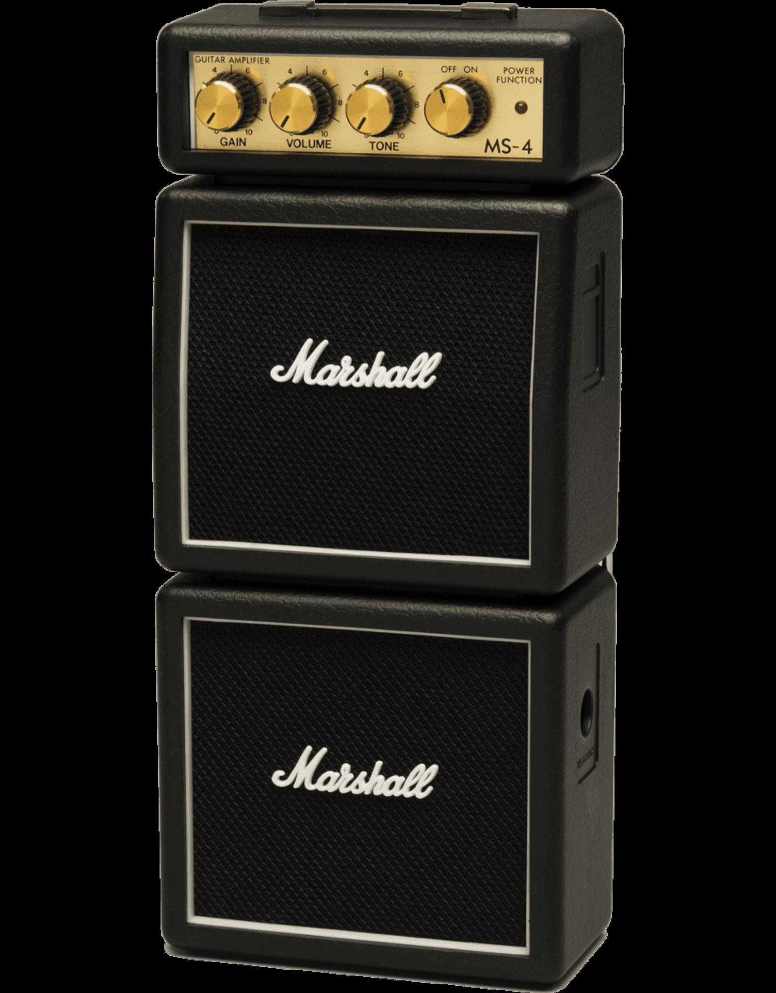 Marshall Marshall - MMA MS4 Miniatuur gitaarversterker 2x2 watt