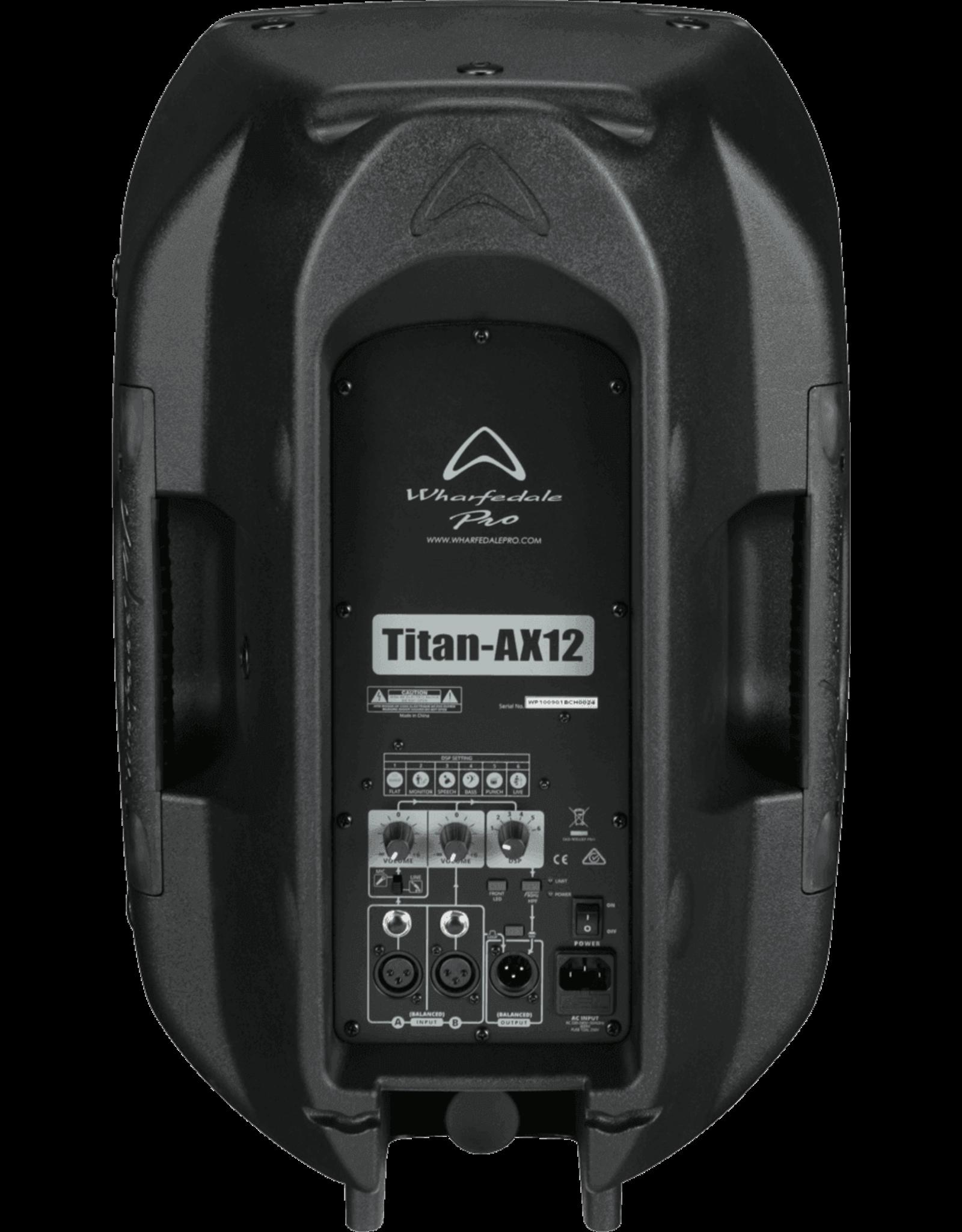 Wharfedale Wharfedale Pro luidspreker - SWH TITAN-AX12B