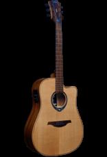 lag Lâg - GLH THV10DCE  Hyvibe Semi akoestische gitaar