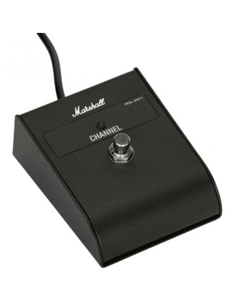 Marshall Marshall PEDL-90011 1-knops footswitch voor DSL1H / DSL1C