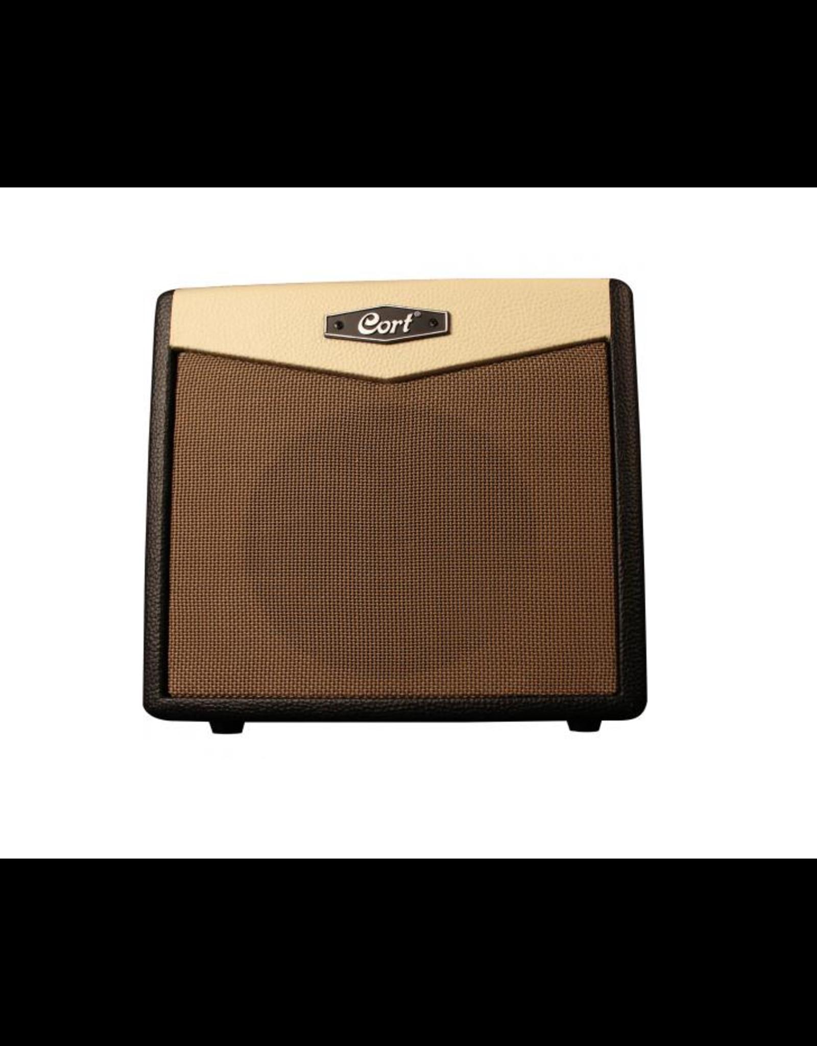 cort Cort CM15R Black 15 watt gitaarversterker combo