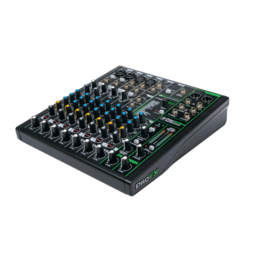 mackie Mackie ProFX10v3 FX-mixer met USB-interface