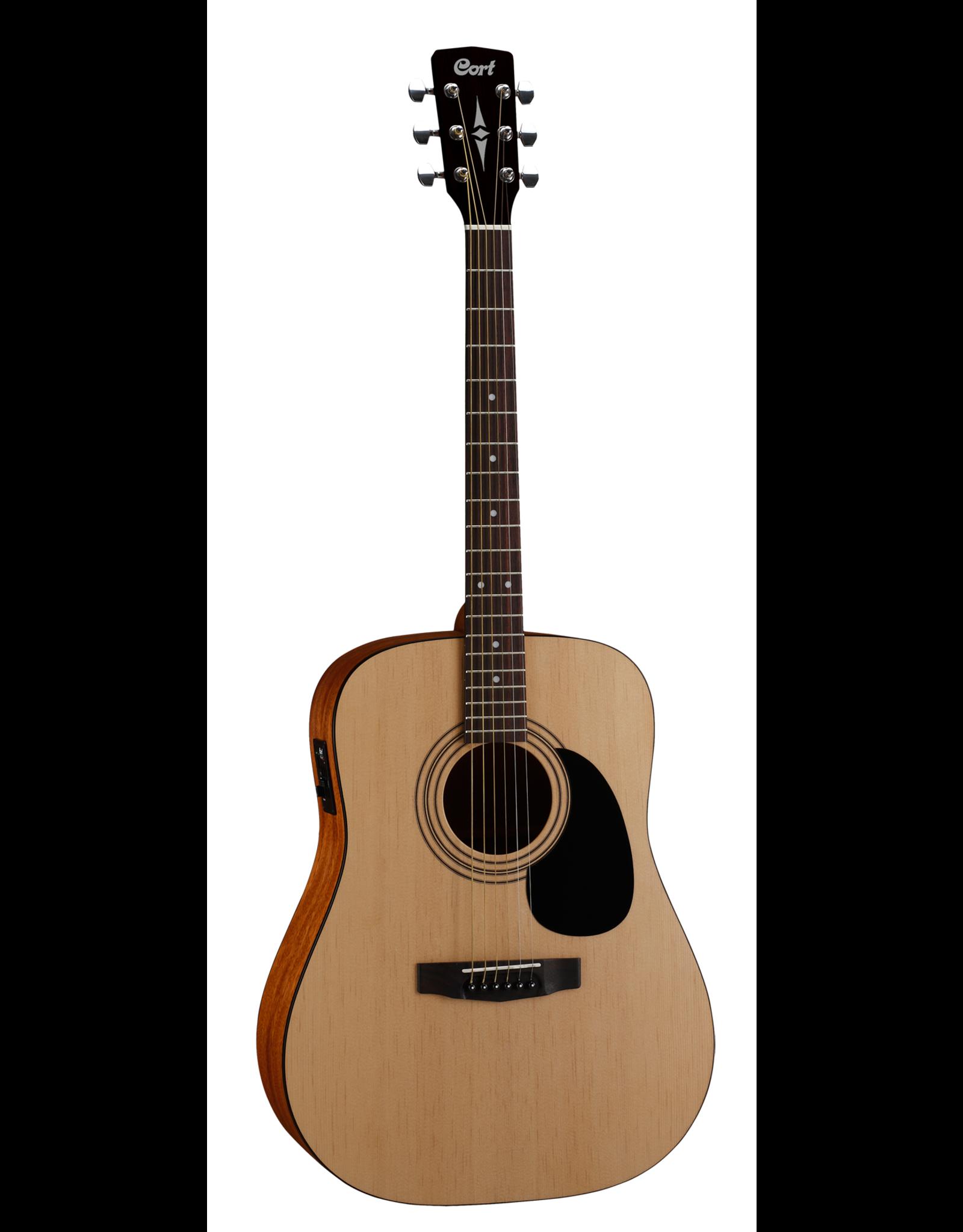 cort CORT Folkgitaar Semi akoestische gitaar
