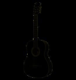 Gomez Gomez 001 4/4 Zwart Klassieke gitaar