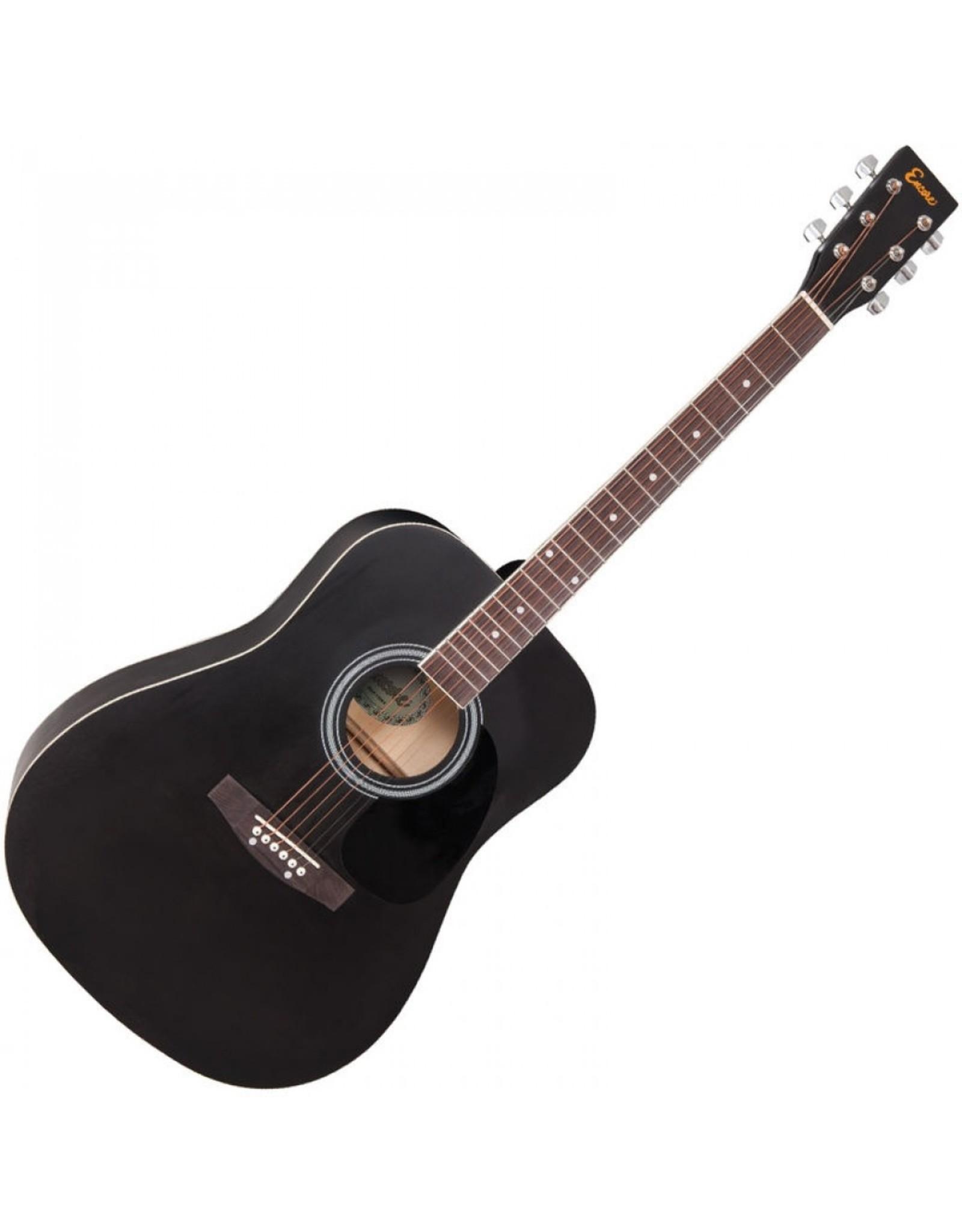Encore Encore Akoestische gitaar zwart