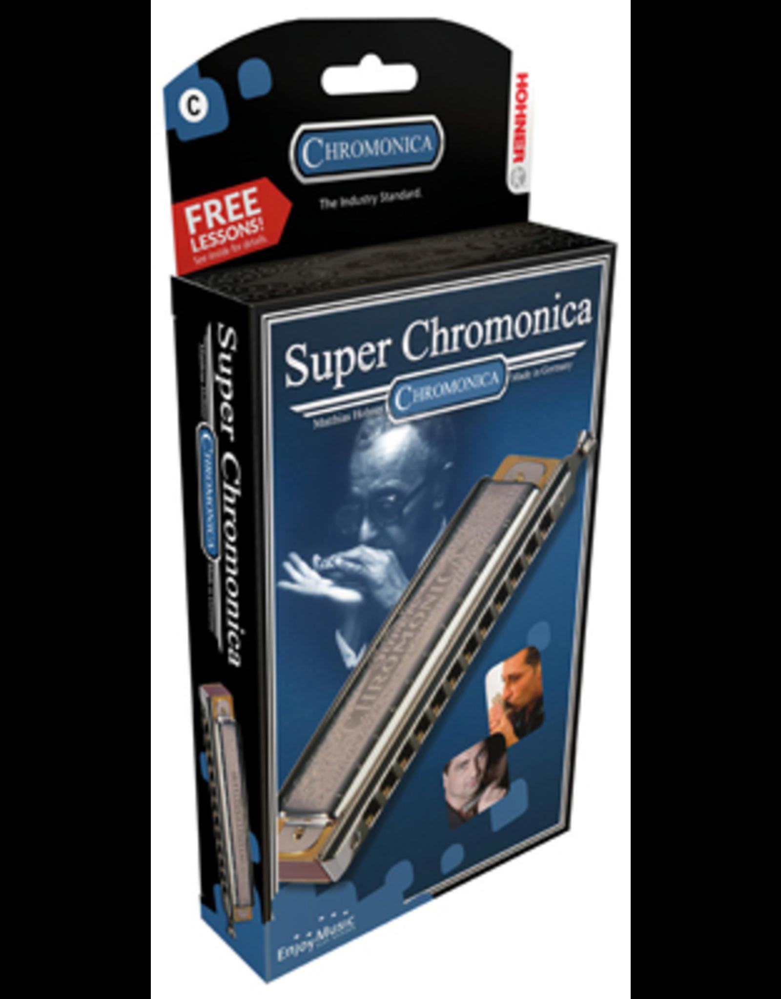 HOHNER Hohner Super Chromonica 48 C