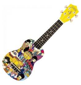 the beatles The Beatles Ukulele Yellow Submarine