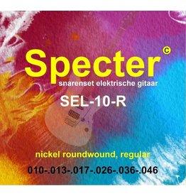 Specter Specter Strings premium professionele snaren voor de Elektrische Gitaar | Elektrische gitaar snarenset | Stalen snaren