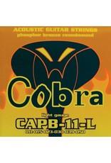 cobra Cobra snarenset Western gitaar Capb-11-L