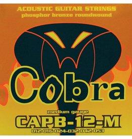 cobra CAPB-12-M |Cobra snarenset akoestische gitaar