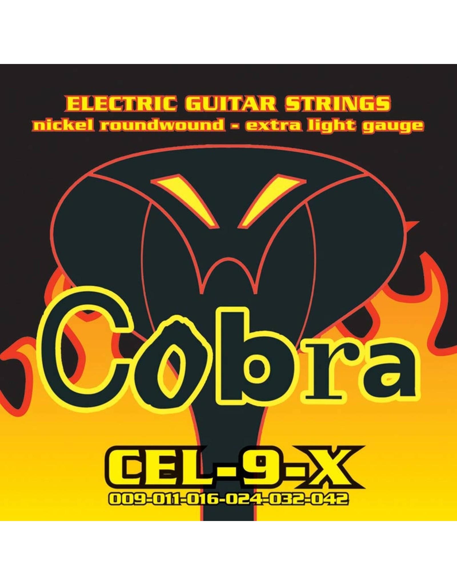cobra CEL-9-X |Cobra snarenset elektrische gitaar