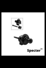 Specter Specter Straplock systeem voor gitaar - 2 straplocks