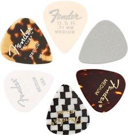 Fender 6 Fender Plectrums 0.71 MM Medium